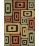 RugStudio presents Loloi Grant Gr-08 Multi Hand-Tufted, Good Quality Area Rug