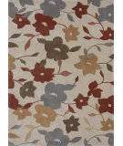 RugStudio presents Loloi Grant Gr-16 Cream / Multi Hand-Tufted, Good Quality Area Rug