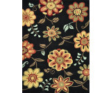 RugStudio presents Loloi Grant Gr-19 Black Hand-Tufted, Better Quality Area Rug