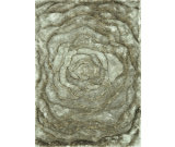 RugStudio presents Loloi Glamour Shag Gs-01 Beige Area Rug