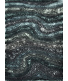 RugStudio presents Loloi Glamour Shag Gs-05 Midnight Area Rug