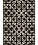 RugStudio presents Loloi Goodwin Goodgw-01 Black Machine Woven, Better Quality Area Rug