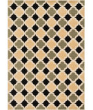 RugStudio presents Loloi Goodwin GW-04 Black / Sage Machine Woven, Better Quality Area Rug