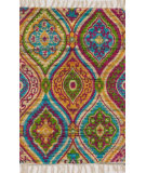 RugStudio presents Loloi Aria AR-03 Multi Flat-Woven Area Rug
