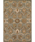 RugStudio presents Loloi Ashford AS-01 Teal / Multi Hand-Tufted, Good Quality Area Rug