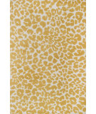 RugStudio presents Loloi Cassidy Casshcd04ivgo Ivory / Gold Machine Woven, Good Quality Area Rug