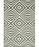 RugStudio presents Loloi Catalina CF-04 Grey / Ivory Machine Woven, Good Quality Area Rug