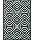 RugStudio presents Loloi Catalina CF-04 Navy / Ivory Machine Woven, Good Quality Area Rug