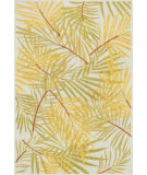 RugStudio presents Loloi Catalina CF-05 Ivory / Lime Machine Woven, Good Quality Area Rug