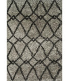 RugStudio presents Loloi Cosma Cosmhco01gycc Grey / Charcoal Machine Woven, Good Quality Area Rug