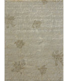 RugStudio presents Loloi Hermitage HE-01 Beige Hand-Knotted, Good Quality Area Rug