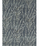 RugStudio presents Loloi Hermitage He-15 Midnight Hand-Knotted, Good Quality Area Rug