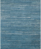 RugStudio presents Loloi Hermitage He-18 Ocean Hand-Knotted, Good Quality Area Rug