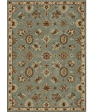 RugStudio presents Loloi Fairfield Fairhff01 Aqua Hand-Tufted, Good Quality Area Rug