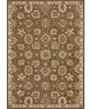 RugStudio presents Loloi Fairfield Fairhff01 Brown / Ivory Hand-Tufted, Good Quality Area Rug
