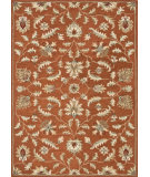 RugStudio presents Loloi Fairfield Fairhff02 Rust Hand-Tufted, Good Quality Area Rug