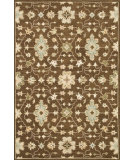 RugStudio presents Loloi Fairfield Fairhff04 Brown Hand-Tufted, Good Quality Area Rug