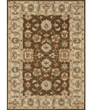 RugStudio presents Loloi Fairfield Fairhff05 Brown / Turquoise Hand-Tufted, Good Quality Area Rug