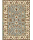 RugStudio presents Loloi Fairfield Fairhff05 Slate / Cream Hand-Tufted, Good Quality Area Rug