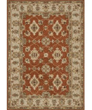 RugStudio presents Loloi Fairfield Fairhff06 Rust / Beige Hand-Tufted, Good Quality Area Rug