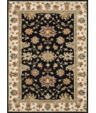 RugStudio presents Loloi Fairfield Fairhff09 Black / Ivory Hand-Tufted, Good Quality Area Rug