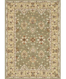RugStudio presents Loloi Fairfield Fairhff11 Sage / Cream Hand-Tufted, Good Quality Area Rug