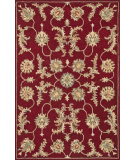 RugStudio presents Loloi Fairfield Fairhff13 Red Hand-Tufted, Good Quality Area Rug