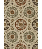 RugStudio presents Loloi Fairfield Fairhff15 Ivory / Sage Hand-Tufted, Good Quality Area Rug