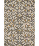 RugStudio presents Loloi Fairfield Fairhff18beml Beige / Multi Hand-Tufted, Good Quality Area Rug