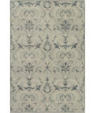 RugStudio presents Loloi Fairfield Fairhff19lcsl Light Grey / Slate Hand-Tufted, Good Quality Area Rug