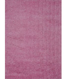 RugStudio presents Loloi Hera Shag Hg-01 Hm Collection Pink Area Rug