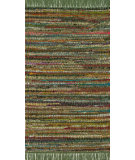 RugStudio presents Loloi Gillian GI-01 Green Woven Area Rug