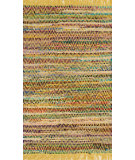 RugStudio presents Loloi Gillian Gilnhgi01ye00 Yellow Woven Area Rug