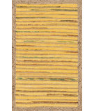 RugStudio presents Loloi Gavin Gavihgv01ye00 Yellow Woven Area Rug