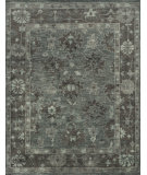 RugStudio presents Loloi Highgate Hi-01 Storm - Tobacco Hand-Knotted, Best Quality Area Rug