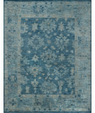 RugStudio presents Loloi Highgate Hi-08 Denim - Blue Hand-Knotted, Best Quality Area Rug