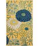 RugStudio presents Loloi Isabelle IS-05 Green / Multi Machine Woven, Good Quality Area Rug