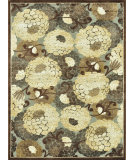 RugStudio presents Loloi Halton HL-01 Gray - Beige Machine Woven, Good Quality Area Rug