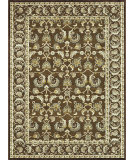RugStudio presents Loloi Halton HL-06 Brown Machine Woven, Good Quality Area Rug