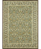 RugStudio presents Loloi Halton HL-06 Gray - Gold Machine Woven, Good Quality Area Rug