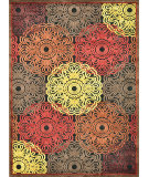 RugStudio presents Loloi Halton HL-07 Black - Multi Machine Woven, Good Quality Area Rug