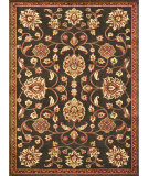 RugStudio presents Loloi Halton HL-09 Brown - Rust Machine Woven, Good Quality Area Rug
