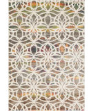 RugStudio presents Loloi Lyon HLZ-11 Grey / Multi Machine Woven, Good Quality Area Rug