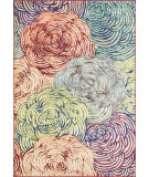 RugStudio presents Loloi Lyon LZ-13 Red / Multi Machine Woven, Good Quality Area Rug