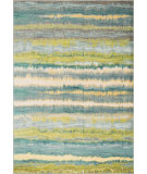 RugStudio presents Loloi Lyon Lyonhlz15teml Teal / Multi Machine Woven, Good Quality Area Rug