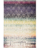 RugStudio presents Loloi Lyon HLZ-16 Purple / Multi Machine Woven, Good Quality Area Rug