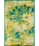 RugStudio presents Loloi Lyon Hlz01 Greengage Machine Woven, Good Quality Area Rug