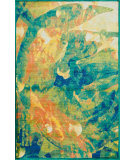 RugStudio presents Loloi Lyon Hlz05 Tropical Island Machine Woven, Good Quality Area Rug