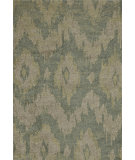 RugStudio presents Loloi Revive Revihri04 Sea / Beige Machine Woven, Good Quality Area Rug