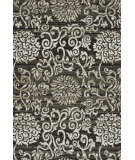 RugStudio presents Loloi Revive Revihri05 Charcoal / Beige Machine Woven, Good Quality Area Rug